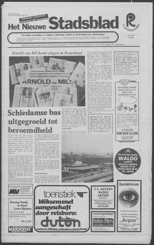 Het Nieuwe Stadsblad 1974-02-08