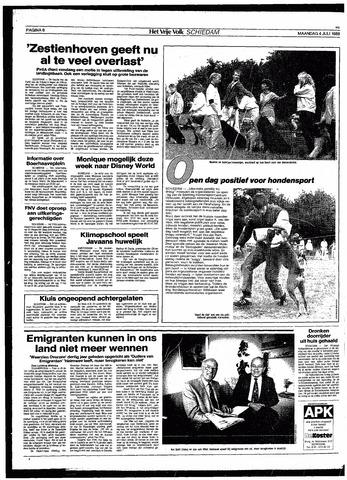 Het Vrije volk 1988-07-04