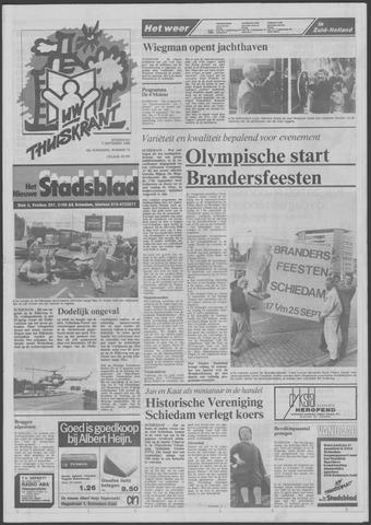 Het Nieuwe Stadsblad 1988-09-07