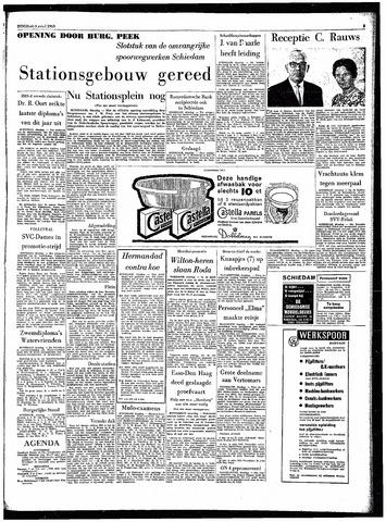 Rotterdamsch Parool / De Schiedammer 1963-07-02