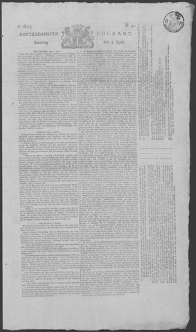Rotterdamse Courant 1823-04-05