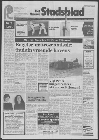 Het Nieuwe Stadsblad 1984-05-25