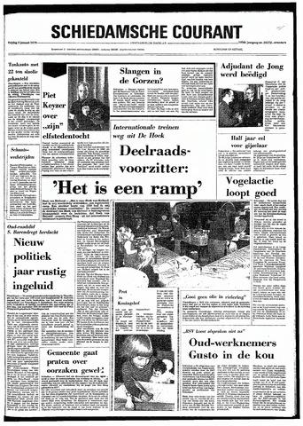 Rotterdamsch Nieuwsblad / Schiedamsche Courant / Rotterdams Dagblad / Waterweg / Algemeen Dagblad 1979-01-05