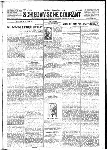 Schiedamsche Courant 1929-12-03