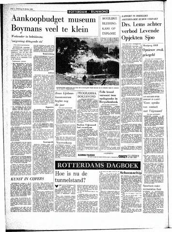 Rotterdamsch Parool / De Schiedammer 1968-10-30