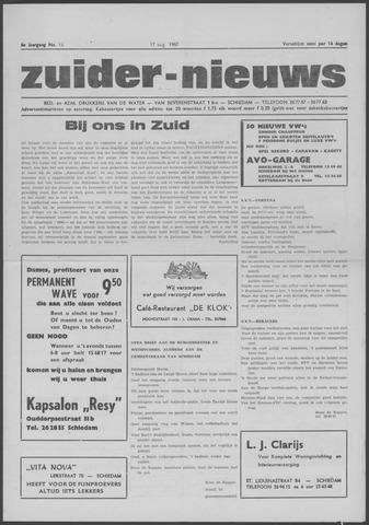 Zuider Nieuws 1967-08-17