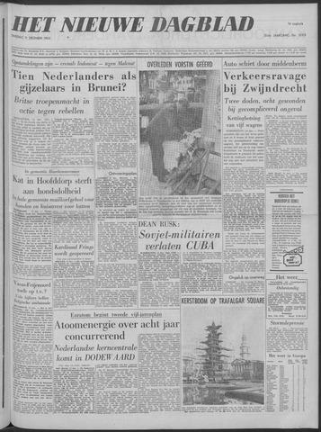 Nieuwe Schiedamsche Courant 1962-12-11