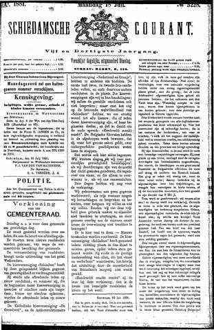 Schiedamsche Courant 1881-07-18