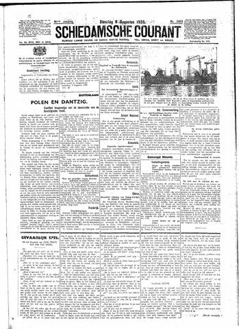 Schiedamsche Courant 1935-08-06