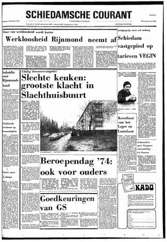 Rotterdamsch Nieuwsblad / Schiedamsche Courant / Rotterdams Dagblad / Waterweg / Algemeen Dagblad 1974-12-09