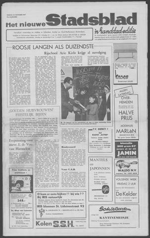 Het Nieuwe Stadsblad 1967-11-24