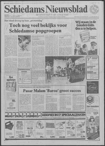 Schiedams Nieuwsblad 1979-08-29