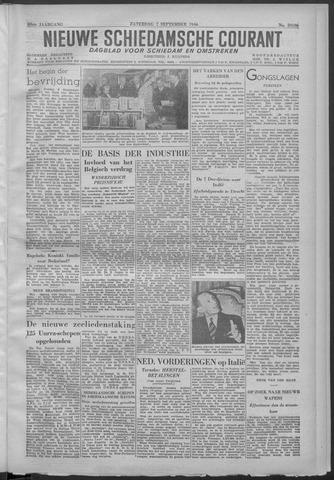 Nieuwe Schiedamsche Courant 1946-09-07