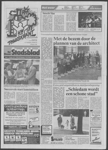 Het Nieuwe Stadsblad 1989-11-08