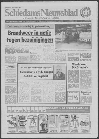 Schiedams Nieuwsblad 1983-10-19