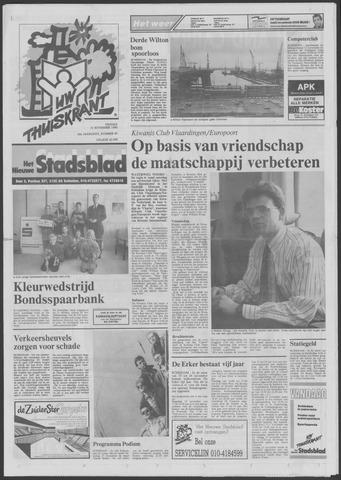 Het Nieuwe Stadsblad 1990-11-16