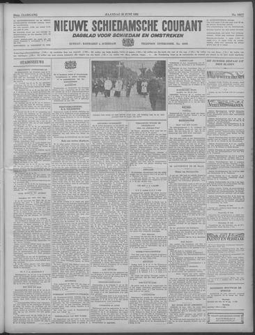 Nieuwe Schiedamsche Courant 1933-06-26