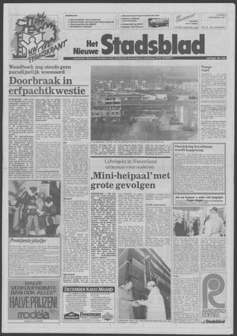 Het Nieuwe Stadsblad 1987-12-04