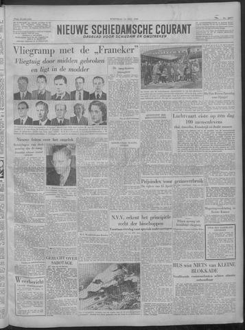Nieuwe Schiedamsche Courant 1949-07-13