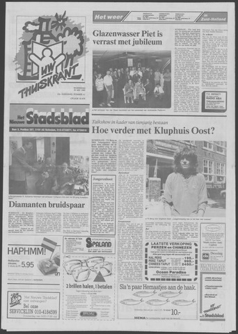 Het Nieuwe Stadsblad 1990-05-30