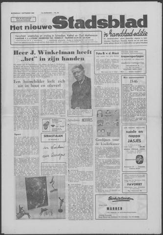 Het Nieuwe Stadsblad 1966-09-07