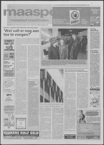 Maaspost / Maasstad / Maasstad Pers 1999-11-10