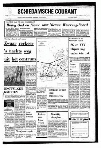 Rotterdamsch Nieuwsblad / Schiedamsche Courant / Rotterdams Dagblad / Waterweg / Algemeen Dagblad 1976
