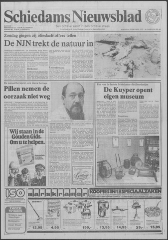 Schiedams Nieuwsblad 1979-10-10