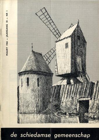 Schiedamse Gemeenschap (tijdschrift) 1966-03-01