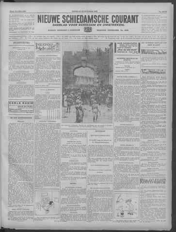 Nieuwe Schiedamsche Courant 1933-10-24