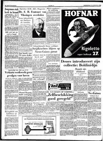 Trouw / De Rotterdammer 1962-08-02