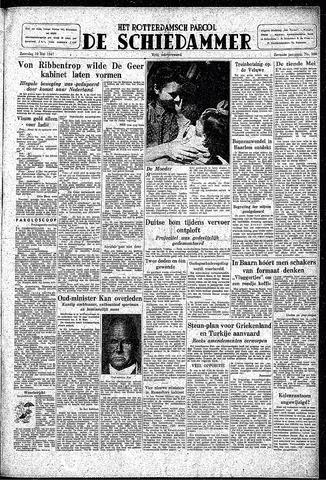 Rotterdamsch Parool / De Schiedammer 1947-05-10
