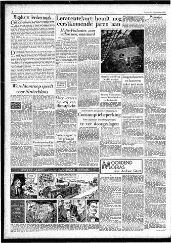 Rotterdamsch Parool / De Schiedammer 1957-12-05