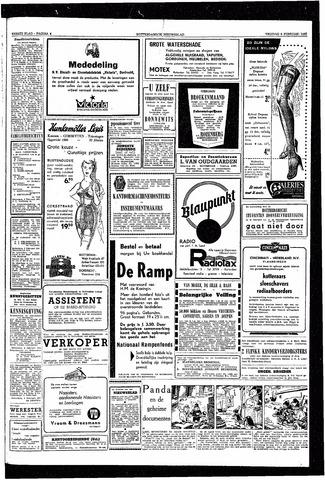 Rotterdamsch Nieuwsblad / Schiedamsche Courant / Rotterdams Dagblad / Waterweg / Algemeen Dagblad 1953-02-06