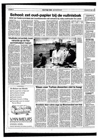 Het Vrije volk 1990-05-25