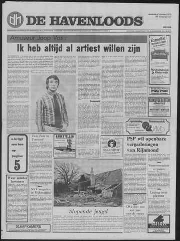 De Havenloods 1975-01-09