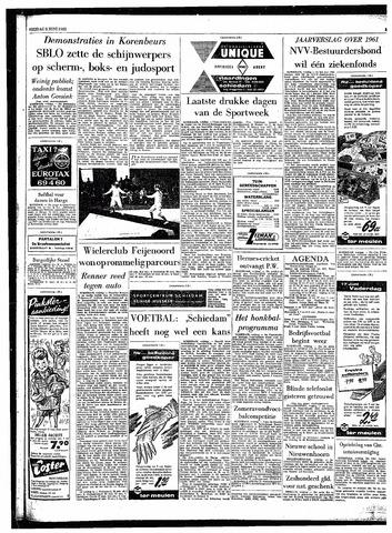 Rotterdamsch Parool / De Schiedammer 1962-06-08
