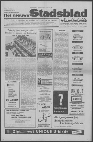 Het Nieuwe Stadsblad 1964-04-03