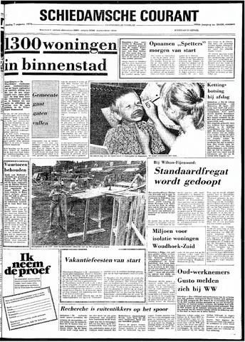 Rotterdamsch Nieuwsblad / Schiedamsche Courant / Rotterdams Dagblad / Waterweg / Algemeen Dagblad 1979-08-07