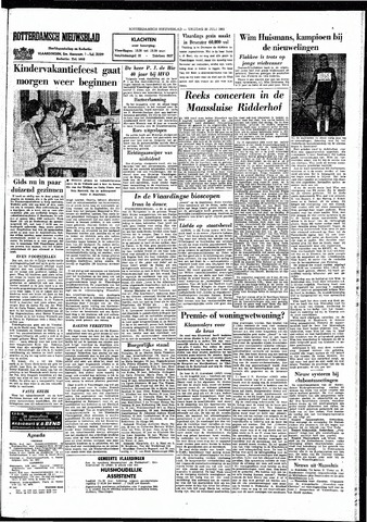 Rotterdamsch Nieuwsblad / Schiedamsche Courant / Rotterdams Dagblad / Waterweg / Algemeen Dagblad 1965-07-30