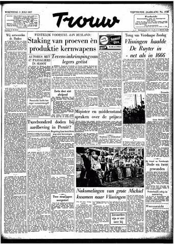 Trouw / De Rotterdammer 1957-07-03