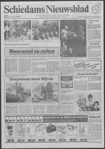Schiedams Nieuwsblad 1982-04-21