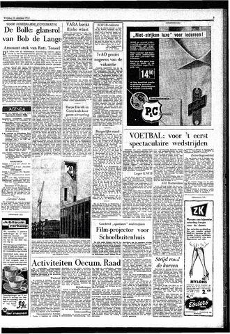 Rotterdamsch Parool / De Schiedammer 1957-10-25