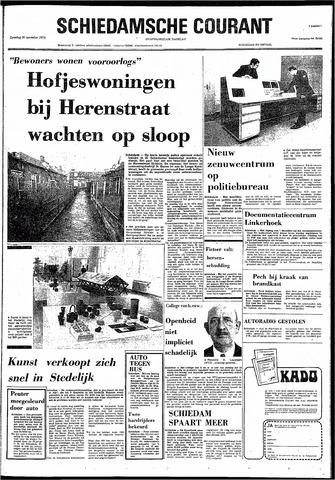 Rotterdamsch Nieuwsblad / Schiedamsche Courant / Rotterdams Dagblad / Waterweg / Algemeen Dagblad 1974-11-30