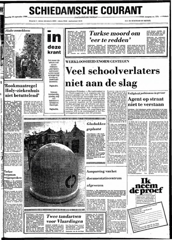 Rotterdamsch Nieuwsblad / Schiedamsche Courant / Rotterdams Dagblad / Waterweg / Algemeen Dagblad 1980-09-10