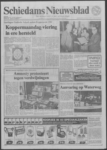 Schiedams Nieuwsblad 1982-01-20
