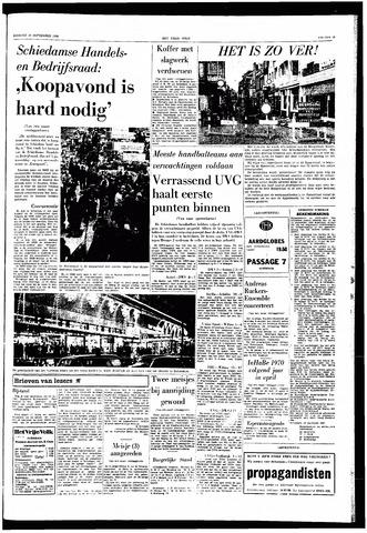 Het Vrije volk 1969-09-30