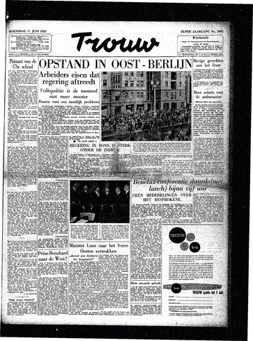 Trouw / De Rotterdammer 1953-06-17