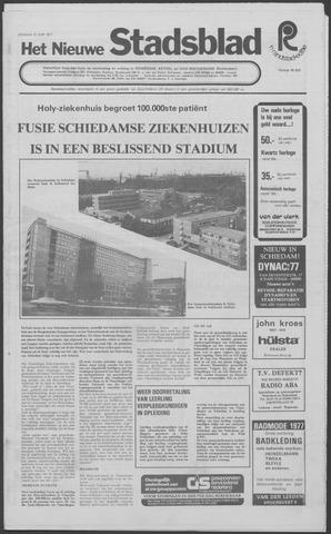 Het Nieuwe Stadsblad 1977-06-10