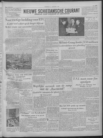 Nieuwe Schiedamsche Courant 1949-08-17
